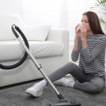 carpet cleaning help allergies
