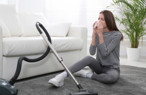 carpet cleaning help allergies